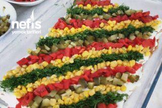 Özel Günler İçin Etimek Salatası Tarifi