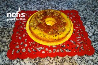 Gülüt Kek Nasıl Yapılır (Tavada Pişirilen Versiyonu) (Videolu)