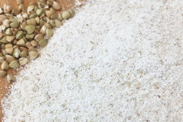 karabuğday unu nasıl yapılır