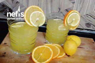 Limonata Suyu Tarifi