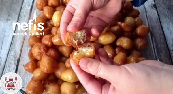 Lokma Tatlısı Tarifi Çıtır Lokma Nasıl Yapılır?