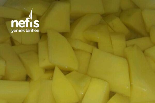 Fırinda Etli Patates Yemegi (Misafir Yemeğim)