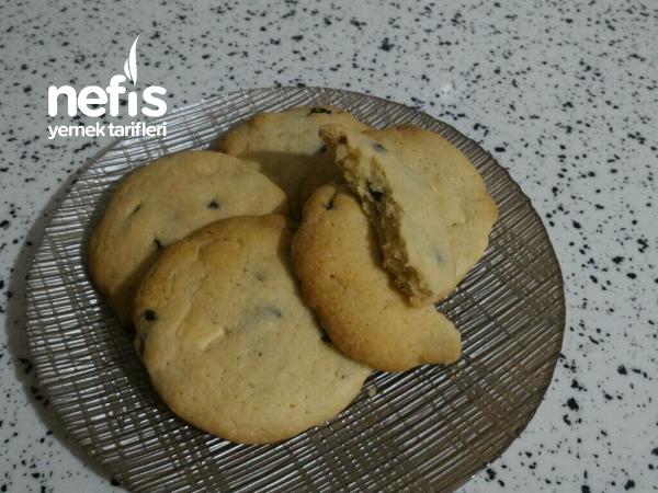 Soft Cookies (Yumuşak Kurabiye)