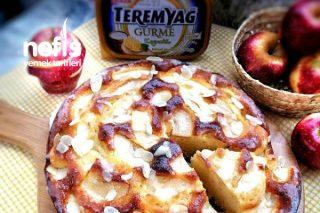 Tüm Elmalı Keklere Rakip Sıcak sütlü Dokusu Yumuşacık Elmalı Kek Tarifi