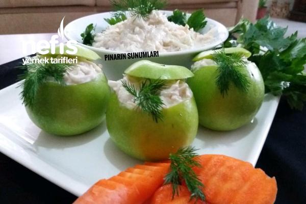 Yeşil Elmalı Kereviz Salatası Tarifi