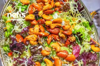 Akdeniz Yeşilliği Salatası Tarifi