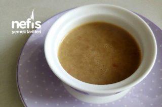 Ek Gıda 7 + Yeşil Mercimek Çorbası Tarifi