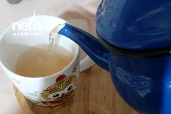 Elma Çayı (Grip Savar) Tarifi