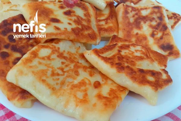 Kahvaltılarınızın Favorisi Olacak Krep Börek (Videolu) Tarifi