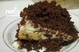 Muhallebili Köstebek Pasta Tarifi