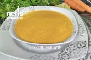 Mercimek Çorbası Nefis Çorba Tarifi