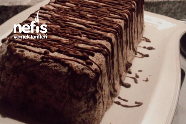 Nescafeli Damla Çikolatalı Parfe Tarifi
