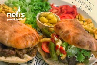 Pita Ekmeği /Gobit Ekmeği Hazır Tadında Tarifi