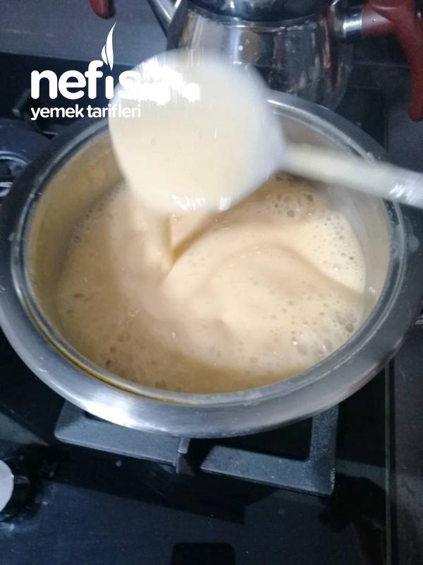 Süt Reçeli