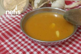 Tarhana Çorbası (Nohutlu) Tarifi
