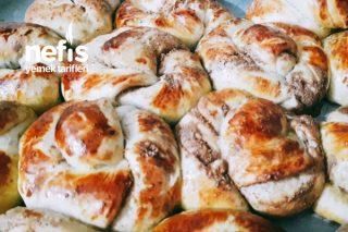 Tel Tel Ayrılan Pofidik Haşhaşlı Çörek Tarifi