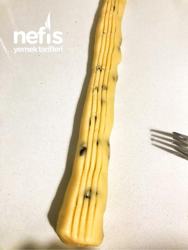 Un Kurabiyesi ( Damla Çikolatalı )