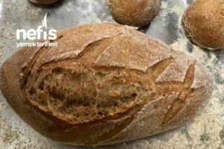Cevizli Ekmek (Tam Buğdaylı) Tarifi