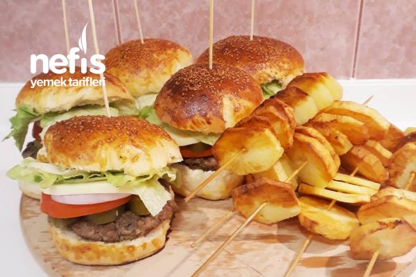 Cezzar Hamburger Tarifi