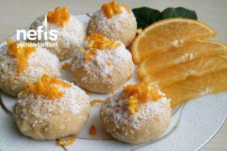 Portakallı Islak Kurabiye Tarifi