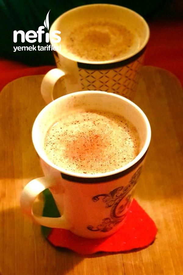 Şekersiz Aromalı Sıcak Sütlü İçecek (Salep Tadında)