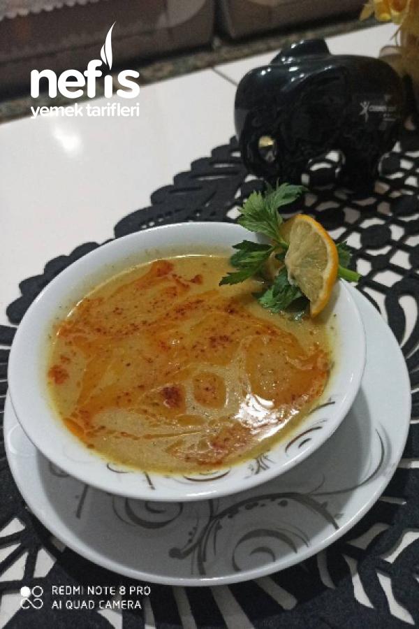 Vitamin Deposu Kış Çorbası