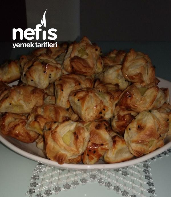 Lokmalık Milföy Börek