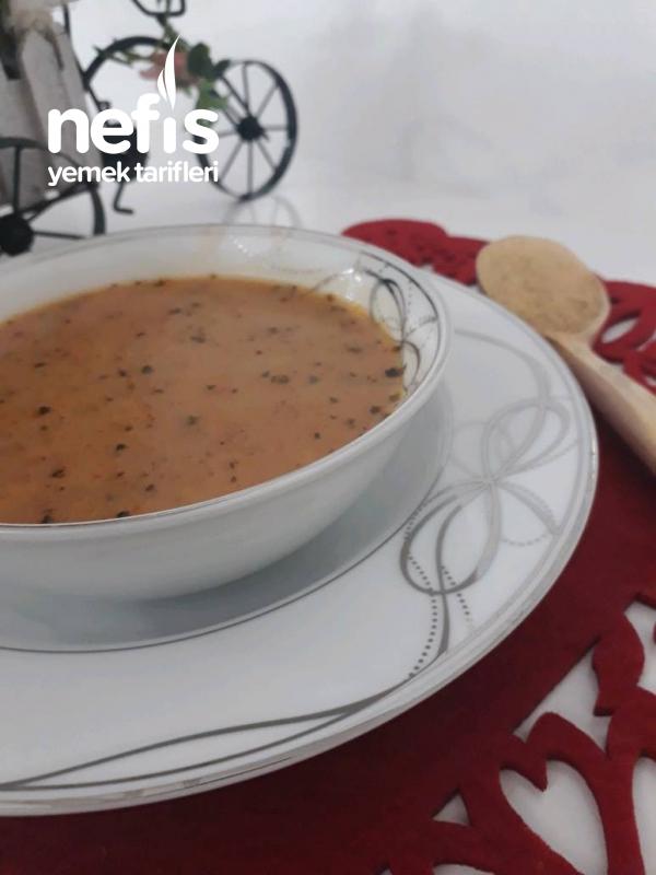 Mis Kokulu Tarhana Çorbası(doğal Antibiyotik Şifa Deposu)