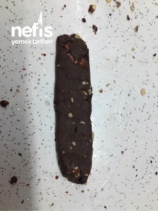 Bayatlamayan İtalyan Kurabiyesi Biscotti