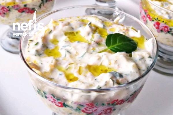 Beyaz Lahana Salatası Mutlaka Deneyin (Videolu)
