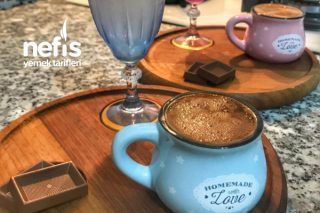Bol Köpüklü Sunumlu Kahve Tarifi