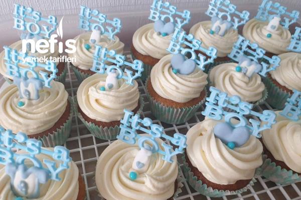 Cupcakes (İt's A Boy) Tarifi