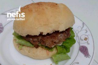 Ev Yapımı Leziz Hamburger Tarifi