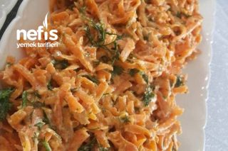 Havuç Salatası Tarifi