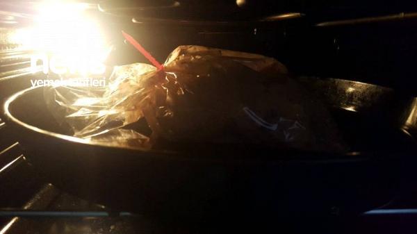 Köri Soslu Patatesli Tavuk Baget (Fırın Posetınde)