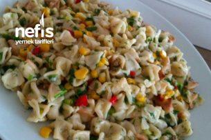Mantı Salatası Tarifi