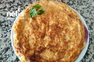 Bayat Ekmekle Pratik Tava Böreği Tarifi