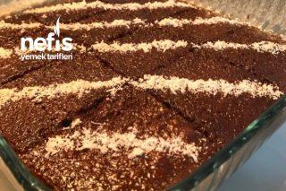 Bol Islak Kek ( Browni Tadında ) Tarifi