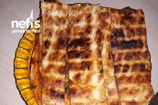 Çıtır Çıtır Soğanlı Yufka Ekmek ( Piknik Masanızın Vazgeçilmezi) Tarifi