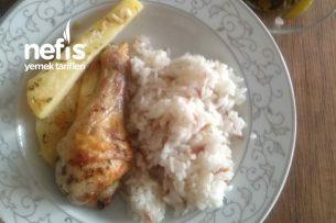Mayonezli Tavuk Patates (Harika Lezzet) Tarifi