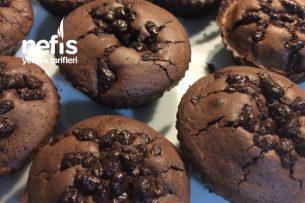 Brownie Muffin Tarifi