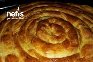 El Açması Patatesli Kol Böreği (Çıtır Çıtır) Tarifi