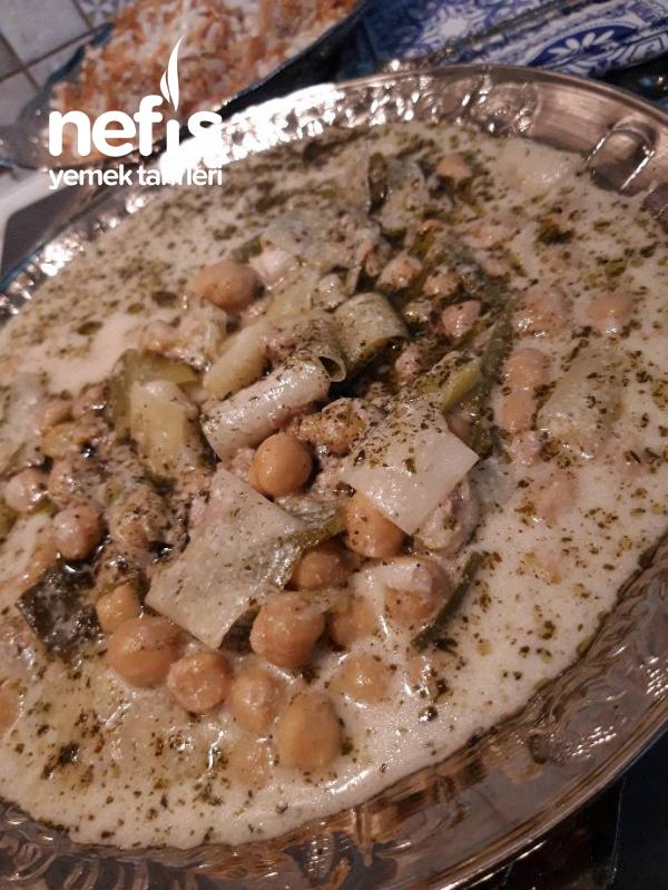 Gaziantep`in Tescilli Lezzeti Şiveydiz Yemeği