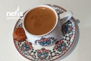 Karamelli Türk Kahvesi Tarifi