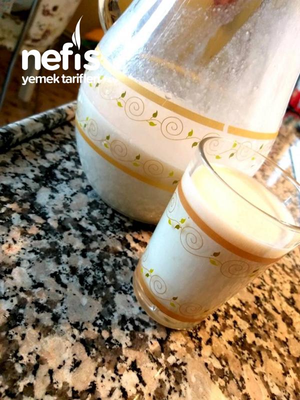 Muzlu Ballı Süt