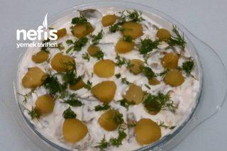 Peynirli Taze Fasulye Salatası Tarifi