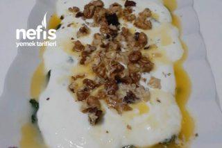 Sarımsak Yoğurtlu Ispanak Tarifi