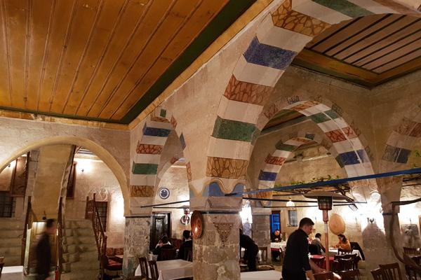 old greek house restaurant hotel