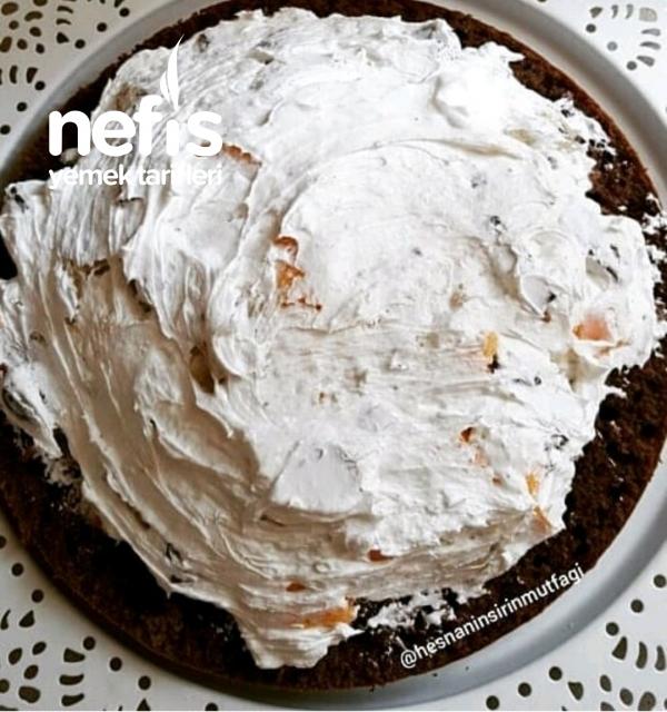 Yanardağ Pastası