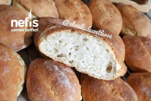 Ev Yapımı Küçük Ekmekler Tarifi